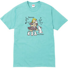 Supreme Let's F*ck Tee FW16 - Teal - Medium