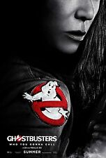 Ghostbusters (2016) Movie Poster (24x36) - Kristen Wiig, Melissa McCarthy v1
