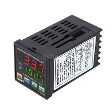 Digital LED Programmable PID Temperature Controller Meter 90-260V AC/DC K7VK
