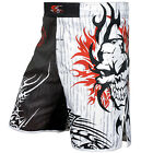 MMA Shorts Gel Fight UFC Grappling Short Kick Boxing Muay Thai Cage Pants Gym