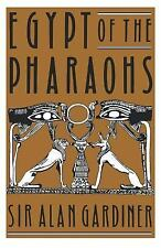 Egypt of the Pharaohs : An Introduction  (Galaxy Books)