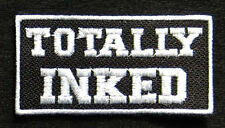 Totally Inked-Patch ricamate-tatuaggio-Parco-tonaca