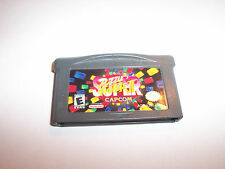 Super Puzzle Fighter II 2 (Nintendo Game Boy Advance) SP Game