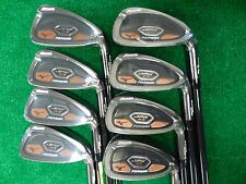 New Mizuno JPX EZ Forged 4-GW Iron Set Regular flex Prolaunch Graphite Irons