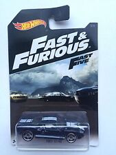 2016 HOT WHEELS FAST AND FURIOUS 5  FORD GT-40  NEW