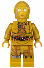 Lego Star Wars C-3PO Decorated legs (sw561) From 75059 Minifigure Figurine Rare