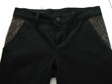 NWT**GUCCI**Size 38(IT) *Black Slim legs Jeans*$795*Slightly stretched