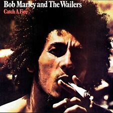 BOB MARLEY & THE WAILERS - CATCH A FIRE - NEW VINYL LP