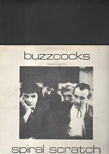 BUZZCOCKS - spiral scratch LP