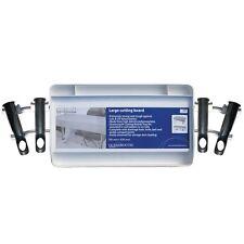 Ocean Bait Board -700 x 420 mm-4 Rod Holders-R/H Mount