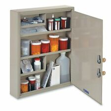 MMF Dual Locking Medical Narcotics Cabinet - MMF2019065D03
