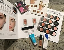 Mixed Makeup Samples Lot - Smashbox Sephora Stila Bobbi Brown Mac & more (9 Pcs)
