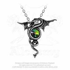 Alchemy Anhänger Halskette Anguis Aeternus Gothic Schmuck