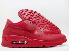 NIKE AIR MAX 90 HYPERFUSE PREMIUM ID TEAM RED SIZE MEN'S 8.5 [653603-992]