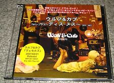 4AD label WOLF & CUB Japan PROMO ONLY 1 track CD acetate PICTURE SLEEVE This Mes