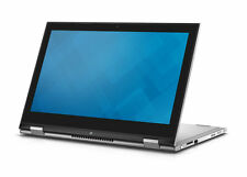 """Dell  i7347 13"""" 7000 Series 2-in-1 Touchscreen Laptop Intel i5 8GB RAM 500GB HDD"""