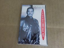LUTHER VANDROSS LITTLE MIRACLES FACTORY SEALED CASSETTE SINGLE