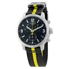 Tissot PRC 200 Tour De France Black Dial Unisex Watch T0554171705701