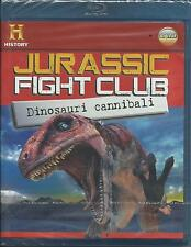 Jurassic fight club. Dinosauri cannibali (2010) Blu Ray