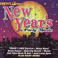 Drew's Famous New Year's Party Music 2009 by The Hit Crew