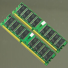 2GB 2x1GB PC3200 DDR400 400MHZ LOW DENSITY MEMORY FOR ASUS,MSI,Dell,HP,Compaq