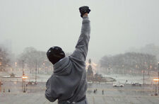 """poster for Rocky Balboa - Motivational Quotes Art Fabric 36x24"""" Decor 03"""