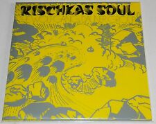 THE WOLFGANG DAUNER GROUP - Rischkas Soul / Re. LongHair / Vinyl LP - New!