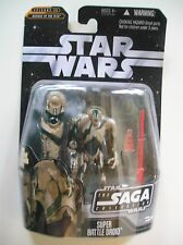 HASBRO STAR WARS EPISODE III SUPER BATTLE DROID SAGA ACTION FIGURE NEW CANNON