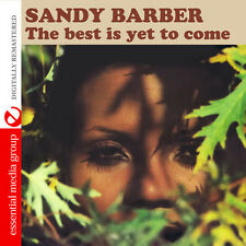 Sandy Barber - The Best Is Yet to Come [New CD] Manufactured On Demand, Rmst