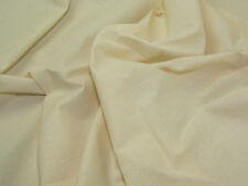 "100% Natural Cotton Calico Fabric Medium Weight 140gsm 62"" Wide per meter"