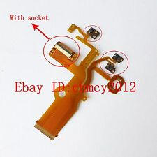Lens Back Main Flex Cable For Panasonic DMC-ZS20 TZ30 DMC-ZS30 TZ40 ZS19 Repair