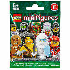 2013 LEGO 1 PACK OF SERIES 11 COLLECTIBLE MINIFIGS SET #71002 NEW 1 PACK XMAS!