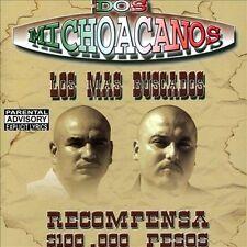 Los Michoacanos - Los Mas Buscados [CD New]