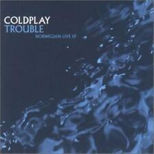 Coldplay : Trouble - Norwegian Live EP CD (2001)