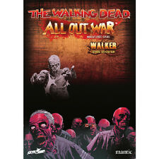 The Walking Dead, All Out War: Walker - Vaganti (6 Miniatures), Italiano