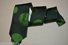 Paul Smith PS Circles Tie Mens Brand New