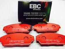 EBC REDSTUFF CERAMIC PERFORMANCE BRAKE PADS - FRONT DP31206C