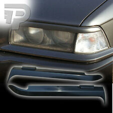BMW E36 HEADLIGHT EYEBROWS EYELIDS EYEBROW 92-98 ▼