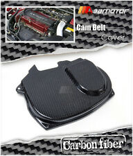 Carbon Fiber Engine Room Cam Belt Cover for Mitsubishi Evolution EVO 5 6 7 8 & 9
