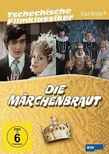 2 DVDs + Die Märchenbraut - der tschechische Märchen-Klassiker + NEU OVP