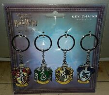 Universal Studios Japan The Wizarding World of Harry Potter Keychains - Set of 4