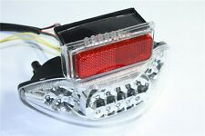 Led Tail Light For Suzuki Gsx1300R Hayabusa Katana Gsx 600 750 CLEAR