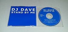 Single CD  DJ Dave - Stand By Me  4.Tracks  2002  01/16