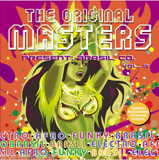 THE ORIGINAL MASTERS Brasil & Co vol 3 CD TRACKS EXTENDED NUOVO NEW samba reggae