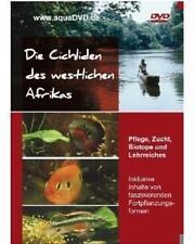 Die Cichliden des westlichen Afrikas  - Buntbarsche - DVD - NEU in OVP