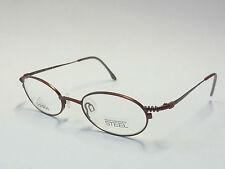 Brillengestell für Kinder adidas a966 Farbe 6051 rot Gr. 45-18