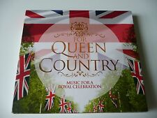 Various Artists - For Queen and Country (Music for a Royal Celebration, 2016)