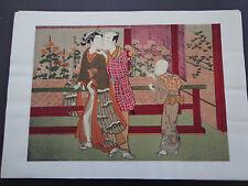 """Les Estampes érotiques japonaises, """"Shunga"""" prints, Densmore 1961"""