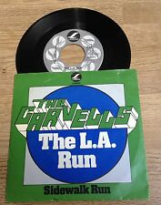 45 tours Hollande The Carvells The L.A. run Rock surf 1978 EXC
