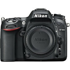 Nikon  D7100 24.1MP DX-format Digital SLR Camera  (Body Only)